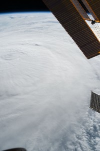 Cyclone Chapala. Image courtesy of the Earth Science and Remote Sensing Unit, NASA Johnson Space Center